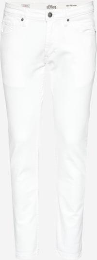 s.Oliver Džínsy - biela, Produkt
