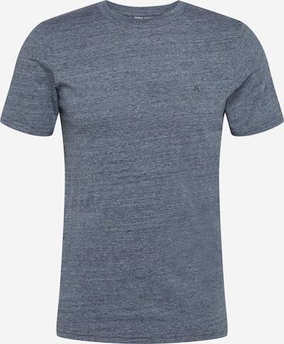JACK & JONES T-Shirt in blaumeliert, Produktansicht