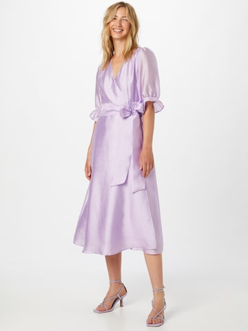 Gina Tricot Shirt Dress 'Milly' in Purple