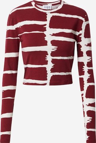 ABOUT YOU x Sharlota Shirt 'Elea' in Rot