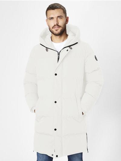 S4 Jackets Steppmantel in weiß, Modelansicht