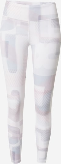 REEBOK Leggings in mischfarben / weiß, Produktansicht
