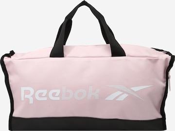 Reebok Sport Sporttasche in Pink
