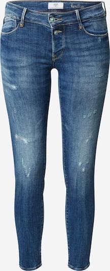 Jeans Le Temps Des Cerises di colore blu denim, Visualizzazione prodotti