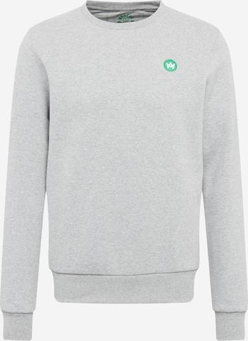 Kronstadt Sweatshirt 'Lars' in Grau