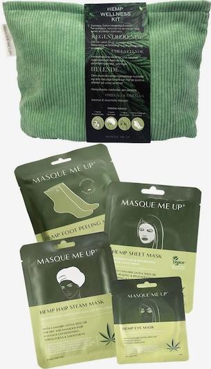 Masque Me Up Set 'Hemp Green' in White, Item view