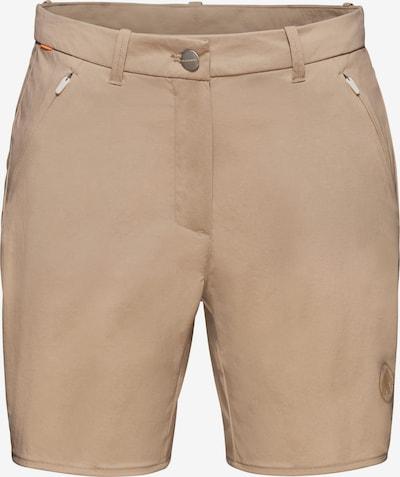 MAMMUT Hose in beige, Produktansicht