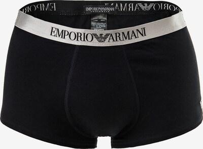 Emporio Armani Trunk in schwarz, Produktansicht