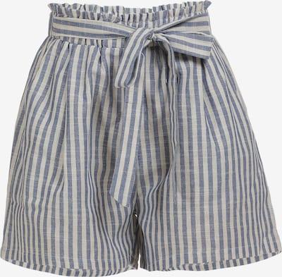 DreiMaster Vintage Shorts in blau / weiß, Produktansicht