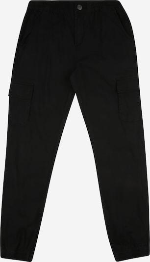 GUESS Pantalon 'POPLIN' en noir, Vue avec produit
