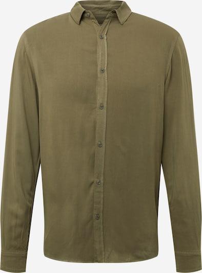 Cotton On Košeľa - kaki: Pohľad spredu