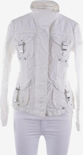 Peuterey Sommerjacke in S in weiß, Produktansicht