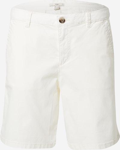 EDC BY ESPRIT Chino hlače u bijela, Pregled proizvoda