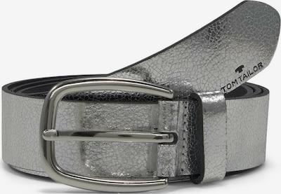 TOM TAILOR Cinturón 'ANGELINA' en plata, Vista del producto