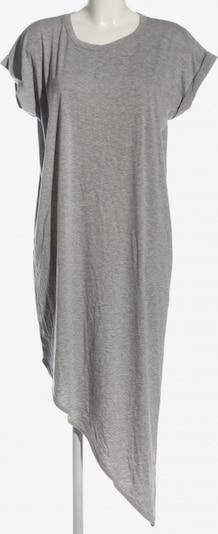 Boohoo Vokuhila-Kleid in XL in hellgrau, Produktansicht