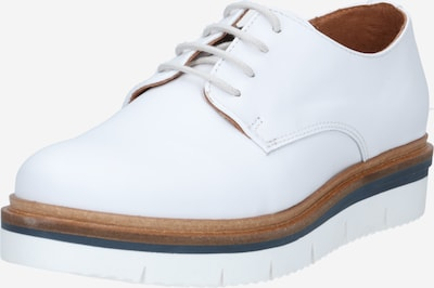 Bianco Lace-up shoe 'Stela' in light brown / white, Item view