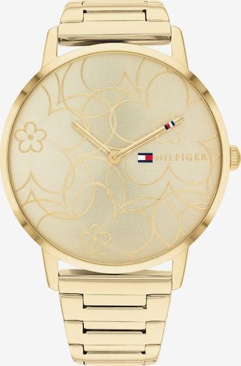 TOMMY HILFIGER Analoog horloge in de kleur Goud, Productweergave