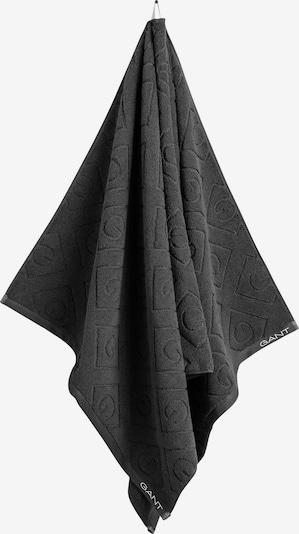 GANT Handtüch in anthrazit, Produktansicht