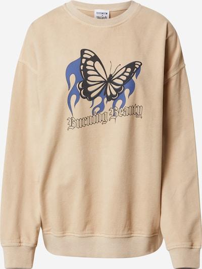 ABOUT YOU x Sharlota Sweatshirt 'Franca' i beige, Produktvy