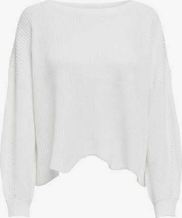 ONLY Sweater 'Hilde' in White