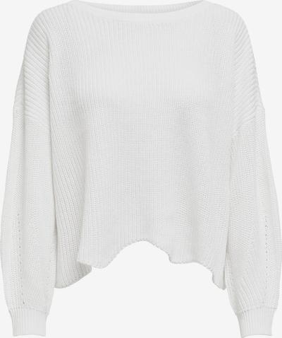 ONLY Pullover 'Hilde' in weiß, Produktansicht