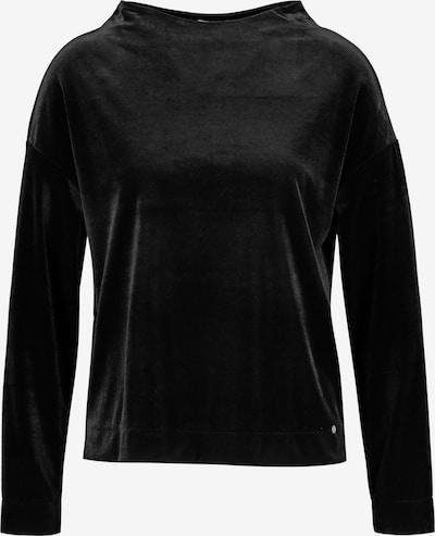 GERRY WEBER Longsleeve in schwarz, Produktansicht