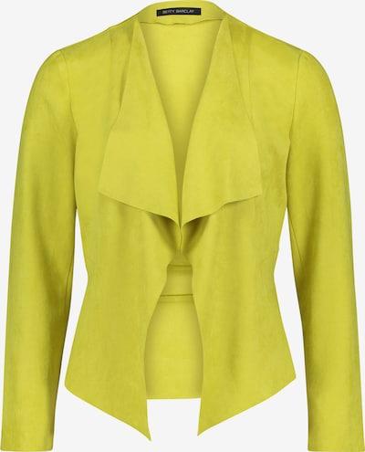 Betty Barclay Blazer en jaune, Vue avec produit