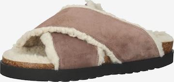 GABOR Slippers in Brown