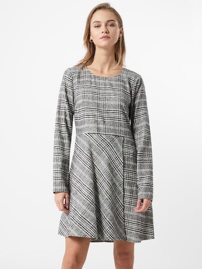 PATRIZIA PEPE Kleid 'Abito' in schwarz / weiß, Modelansicht