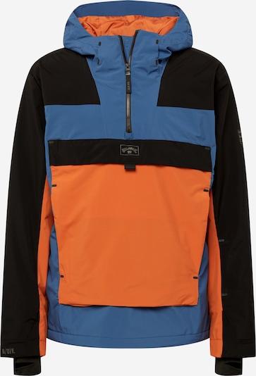 BILLABONG Sportjacka 'QUEST' i blå / orange / svart, Produktvy