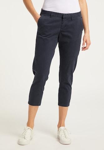 DreiMaster Vintage - Pantalón chino en azul