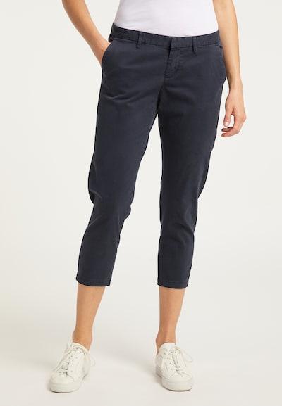 DreiMaster Vintage Hose in navy, Modelansicht