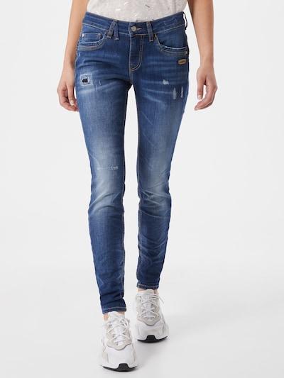 Gang Jeans 'GIOIA' in de kleur Donkerblauw, Modelweergave