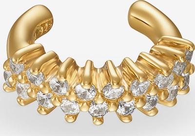 QOOQI Damen-Einzelner Ohrschmuck 'Ear Cuff' in gold, Produktansicht