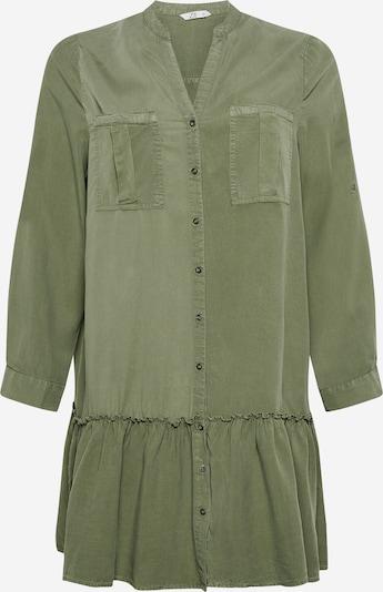 Z-One Skjortklänning 'Paula' i khaki, Produktvy