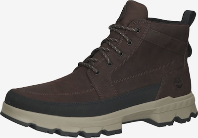 TIMBERLAND Lace-up boots 'TBL Orig Ultra WP Chukka - Greenstride' in Dark brown, Item view