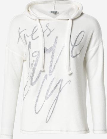 Soccx Pullover in White