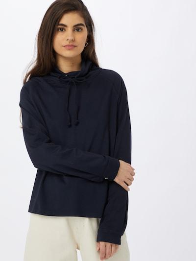 Liebesglück Sweatshirt in navy: Frontalansicht