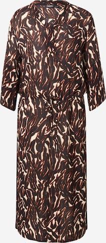 SOAKED IN LUXURY Kleid 'Zaya' in Mischfarben
