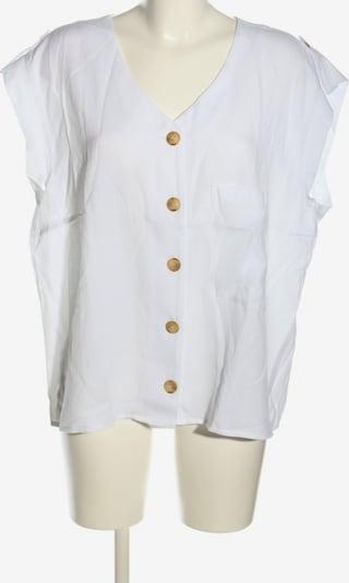 Betty & Co ärmellose Bluse in XXXL in weiß, Produktansicht