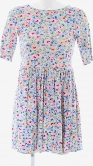 Warehouse Jerseykleid in XS in blau / pink, Produktansicht