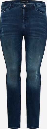 Junarose Jeans in blue denim, Produktansicht