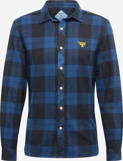 Barbour Beacon Overhemd 'Cumberland' in de kleur Blauw / Donkerblauw, Productweergave
