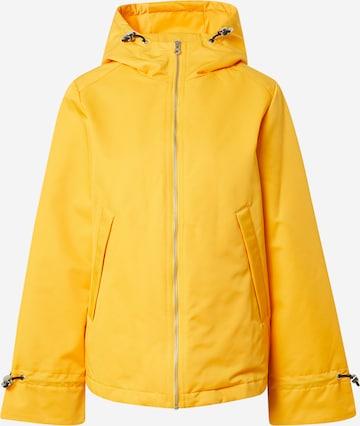 UNITED COLORS OF BENETTON Kevad-sügisjope, värv kollane