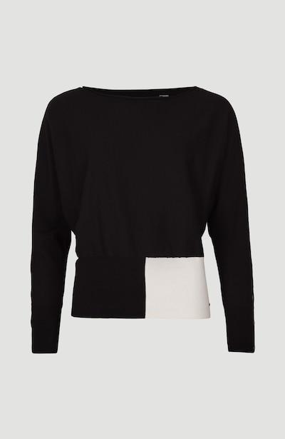 O'NEILL Trui in de kleur Zwart / Wit, Productweergave
