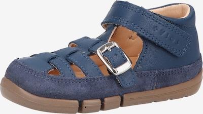 SUPERFIT Sandale in marine / violettblau, Produktansicht