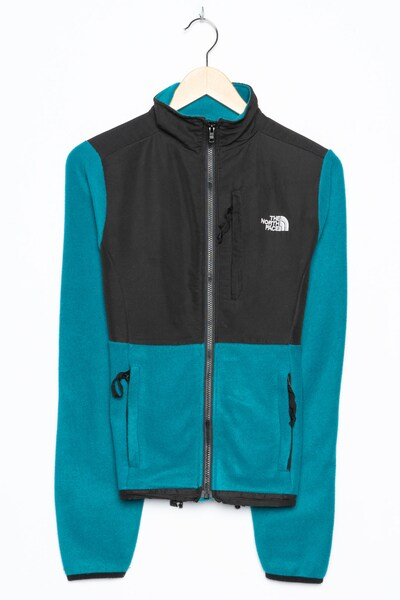 THE NORTH FACE Fleece in S in petrol, Produktansicht