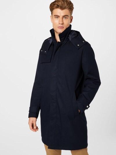 Palton de primăvară-toamnă ESPRIT pe albastru închis, Vizualizare model