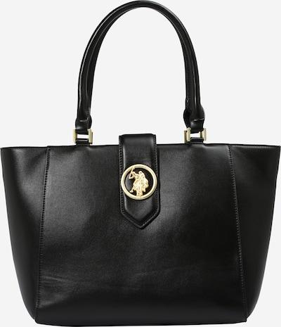 U.S. POLO ASSN. Shopper 'Vancouver' in schwarz, Produktansicht
