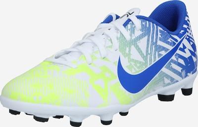 NIKE Športová obuv 'Mercurial Vapor 13 Club Neymar' - kráľovská modrá / neónovo žltá / pastelovo zelená / čierna / biela, Produkt